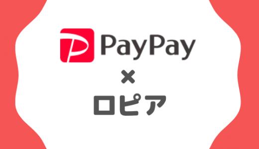 【9月】ロピアでPayPayを使うと最大5%還元される!詳しく!
